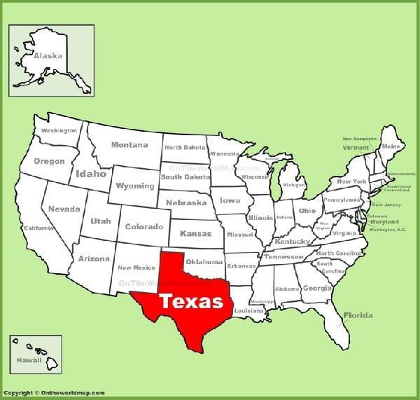 テキサス州と、テキサス州の大学を知ろう|アメリカ大学ランキング